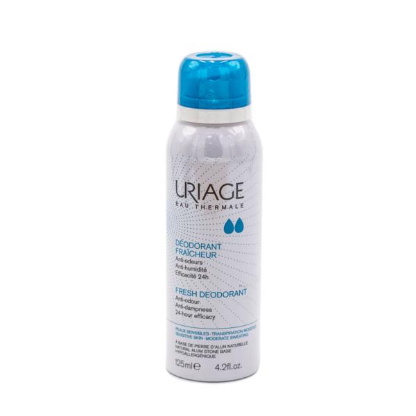 اسپری ضد تعریق Fresh Deodorant اوریاژ 125 میلی لیتری URIAGE