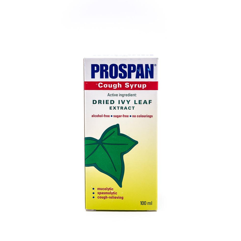 شربت ضد سرفه پروسپان PROSPAN