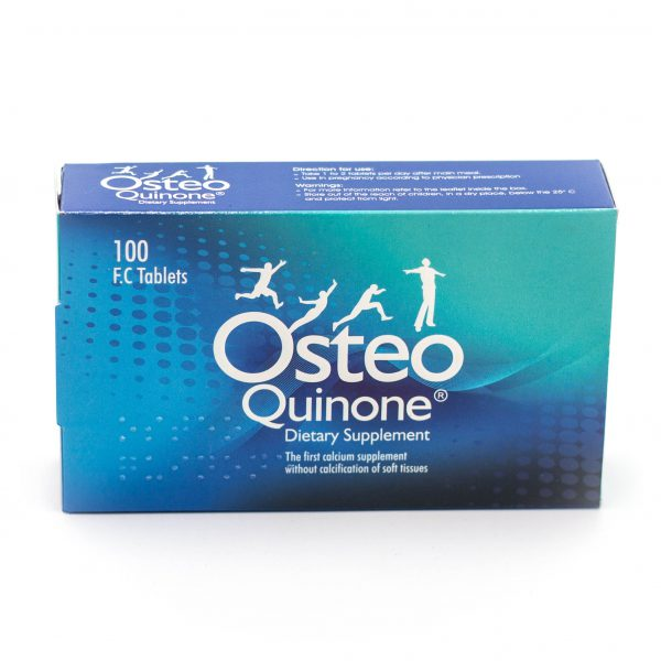 قرص استئوکینون Osteo Quinone