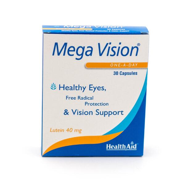قرص هلث اید مگاویژن Health Aid Mega Vision