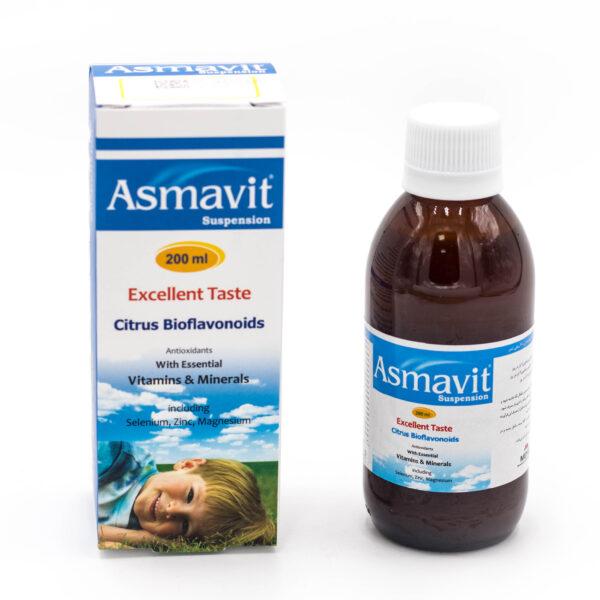 شربت آسماویت مایر-ویتابیوتیکس Asmavit