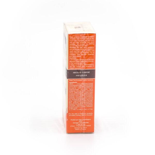 کرم ضد آفتاب الارو سری Foundation Effect با SPF 25 مناسب انواع پوست ۴۰ میلی لیتری