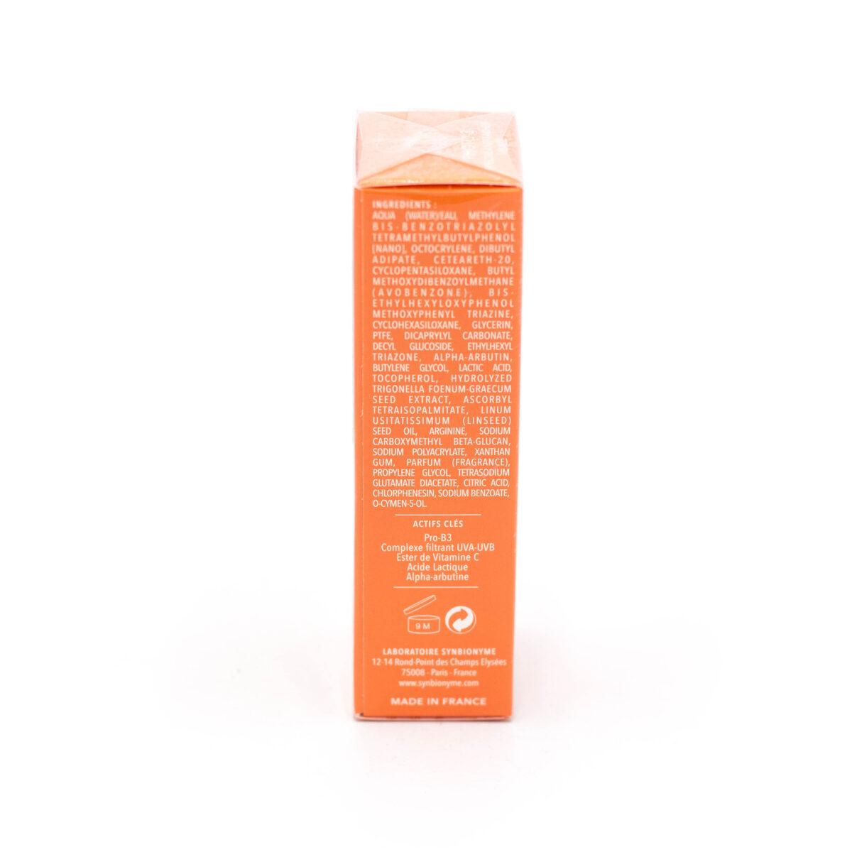 ضد آفتاب بی رنگ فتو ۳ مناسب پوست حساس SPF50 سین بیونیم ۴۰ میلی لیتری
