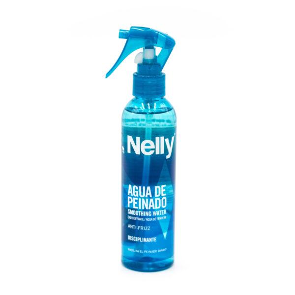 اسپری صاف کننده و ضد گره مو مناسب موهای وز نلی 200 میلی لیتر Nelly