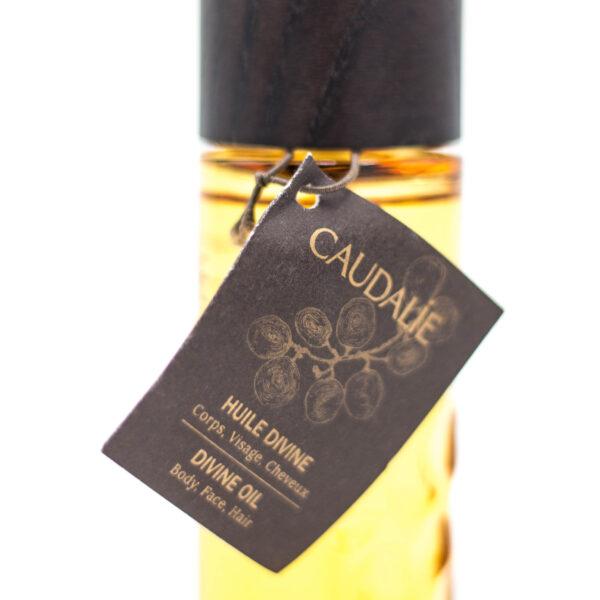 روغن مغذی و مرطوب کننده کدلی مدل DIVINE OIL حجم 100 میلی لیتر CAUDALIE