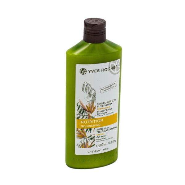 شامپو تغذیه کننده موهای خشک ایوروشه 300 میلی لیتری Yves Rocher