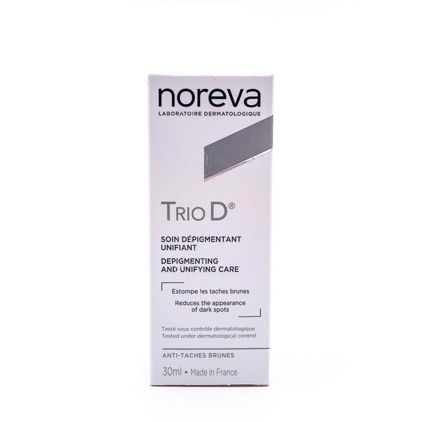 کرم ضد لک و هماهنگ کننده پوست تريو – دی نوروا 30 میلی لیتر Noreva TRIO D