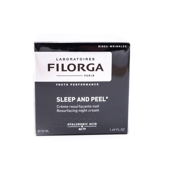 کرم شب لایه بردار اسلیپ اند پیل فیلورگا 50 میلی لیتری Filorga
