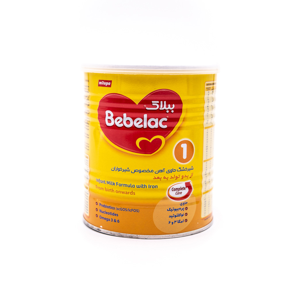 شیر خشک ببلاک 1 میلوپا 400 گرم Bebelac