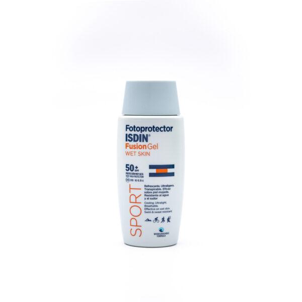 ژل ضد آفتاب فیوژن اسپرت SPF50 ایزدین ۱۰۰ میلی لیتری ISDIN Fotoprotector
