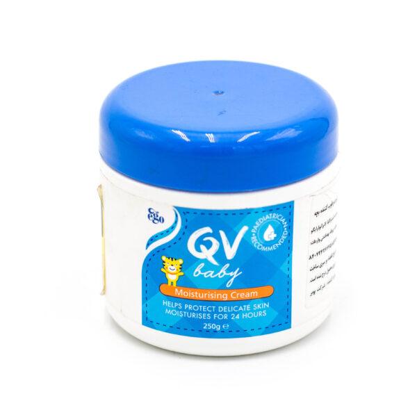 کرم مرطوب کننده کودک کیووی 250 گرمی QV Baby Moisturising Cream