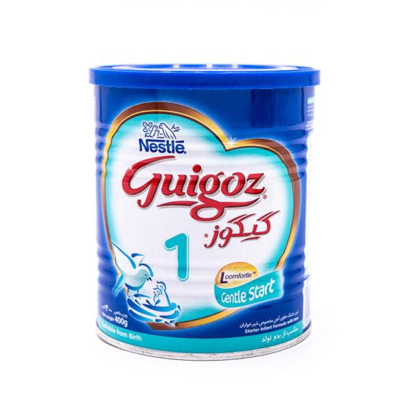 شیر خشک گیگوز 1 نستله Nestle Guigoz