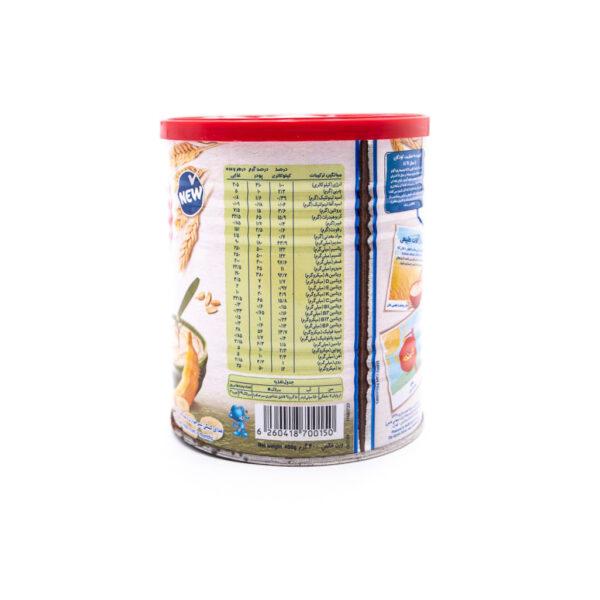 سرلاک گندم و موز به همراه شیر نستله Nestle Cerelac