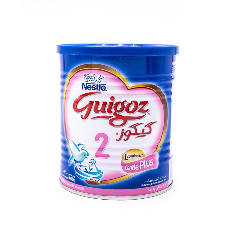 شیر خشک گیگوز 2 نستله Nestle Guigoz