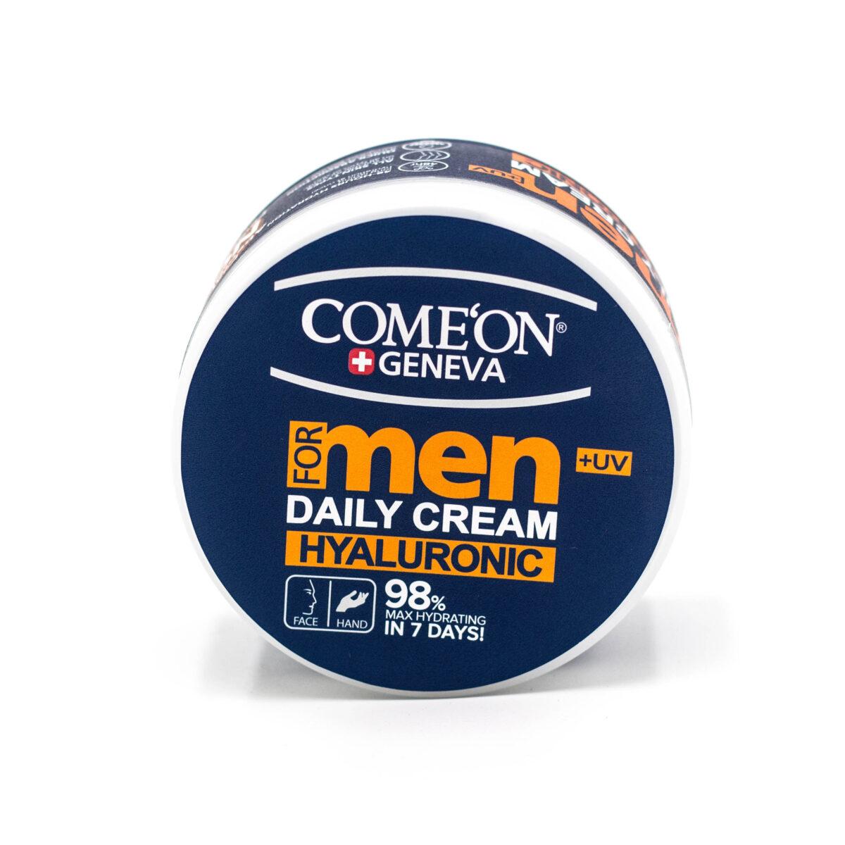 کرم مرطوب کننده دست و صورت آقایان کامان Comeon
