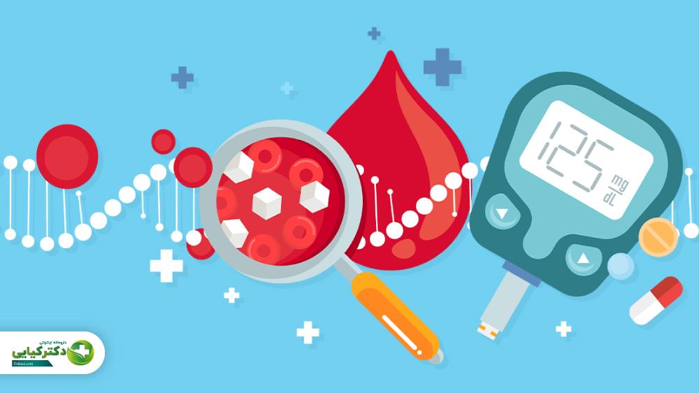 هفت عامل مهم در ابتلا به دیابت نوع 2 : علت ها و عوامل خطر دیابت نوع 2