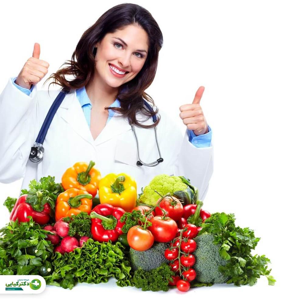جلوگیری از سرماخوردگی و آنفولانزا با تغذیه سالم