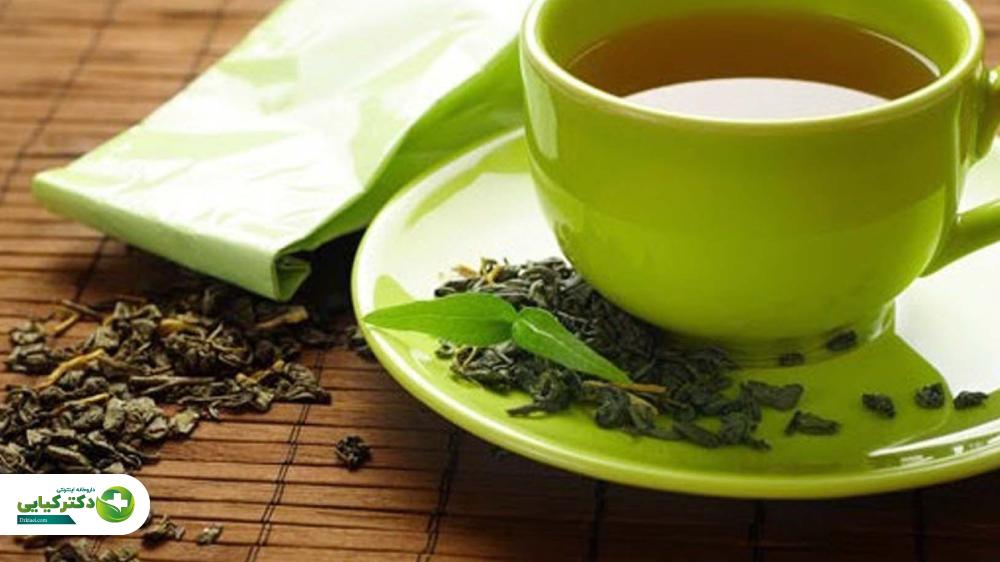 چای سبز و کاهش وزن : آیا می توان بدون ورزش کردن لاغر شد؟