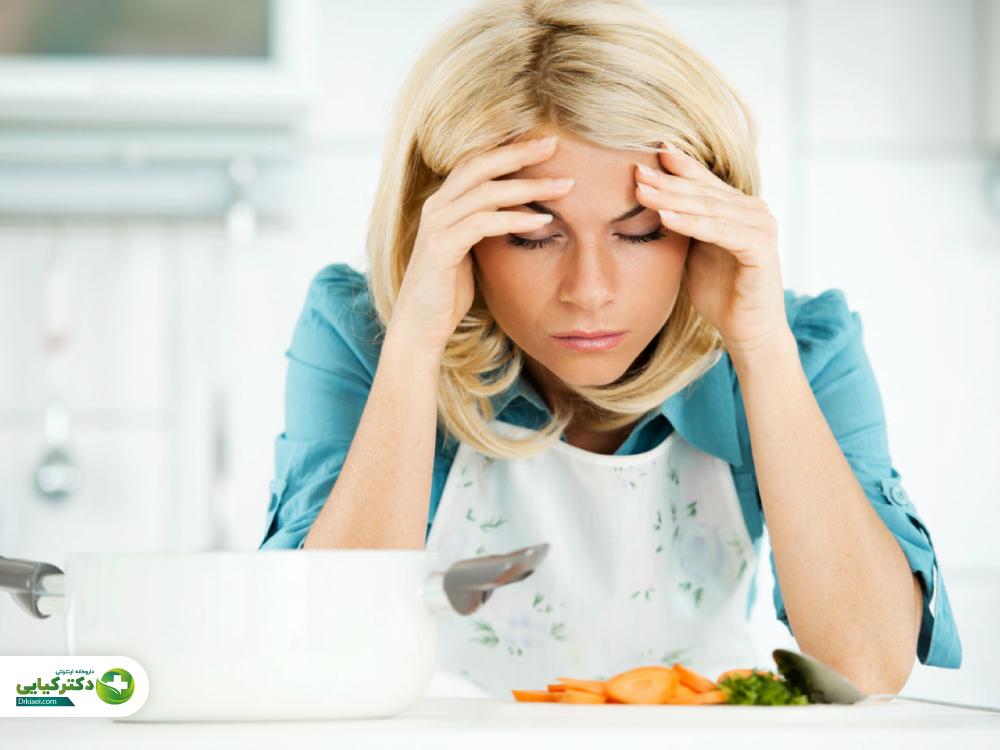 ارتباط بین میگرن و رژیم غذایی چگونه است؟