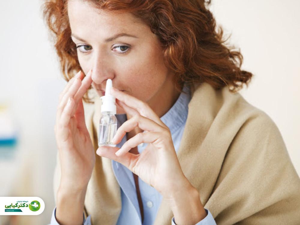 سایر اسپری های تنفسی (تجویز با نسخه و بدون نسخه) دارو هایی که در درمان رینیت آلرژیک موثرند را بشناسیم