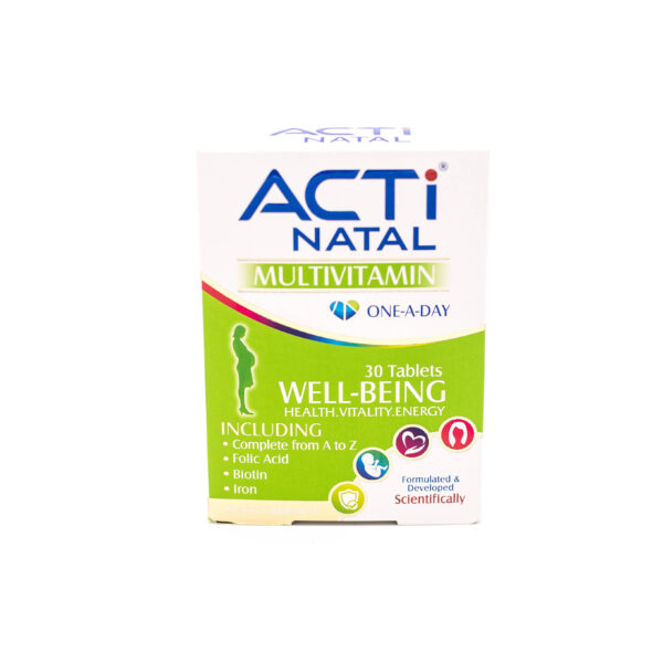 قرص اکتی ناتال لیبرتی ACTI NATAL