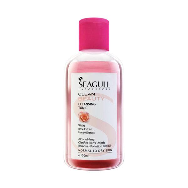 تونیک پاک کننده پوست سی گل Seagull