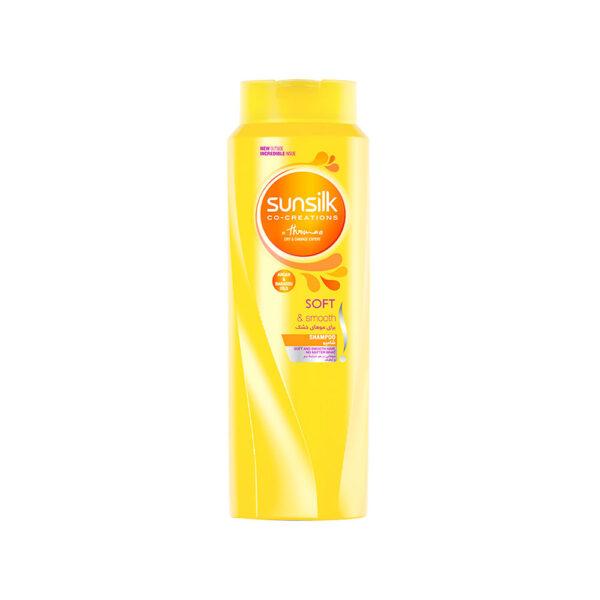 شامپو برای موهای خشک سانسیلک Sunsilk