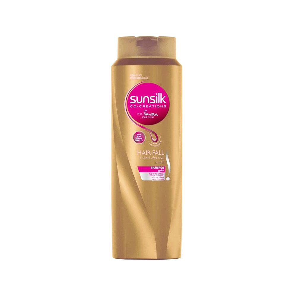 شامپو برای موهای ضعیف و شکننده سانسیلک Sunsilk