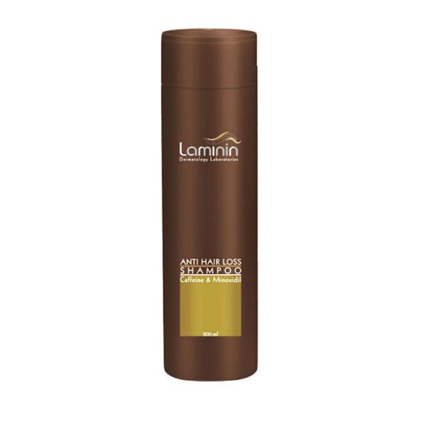 شامپو ضد ریزش ماینوکسیدیل کافئین لامینین Laminin