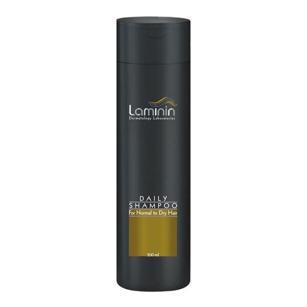 شامپو مناسب برای انواع مو معمولی تا خشک لامینین Laminin