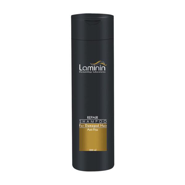 شامپو موهای آسیب دیده لامینین Laminin