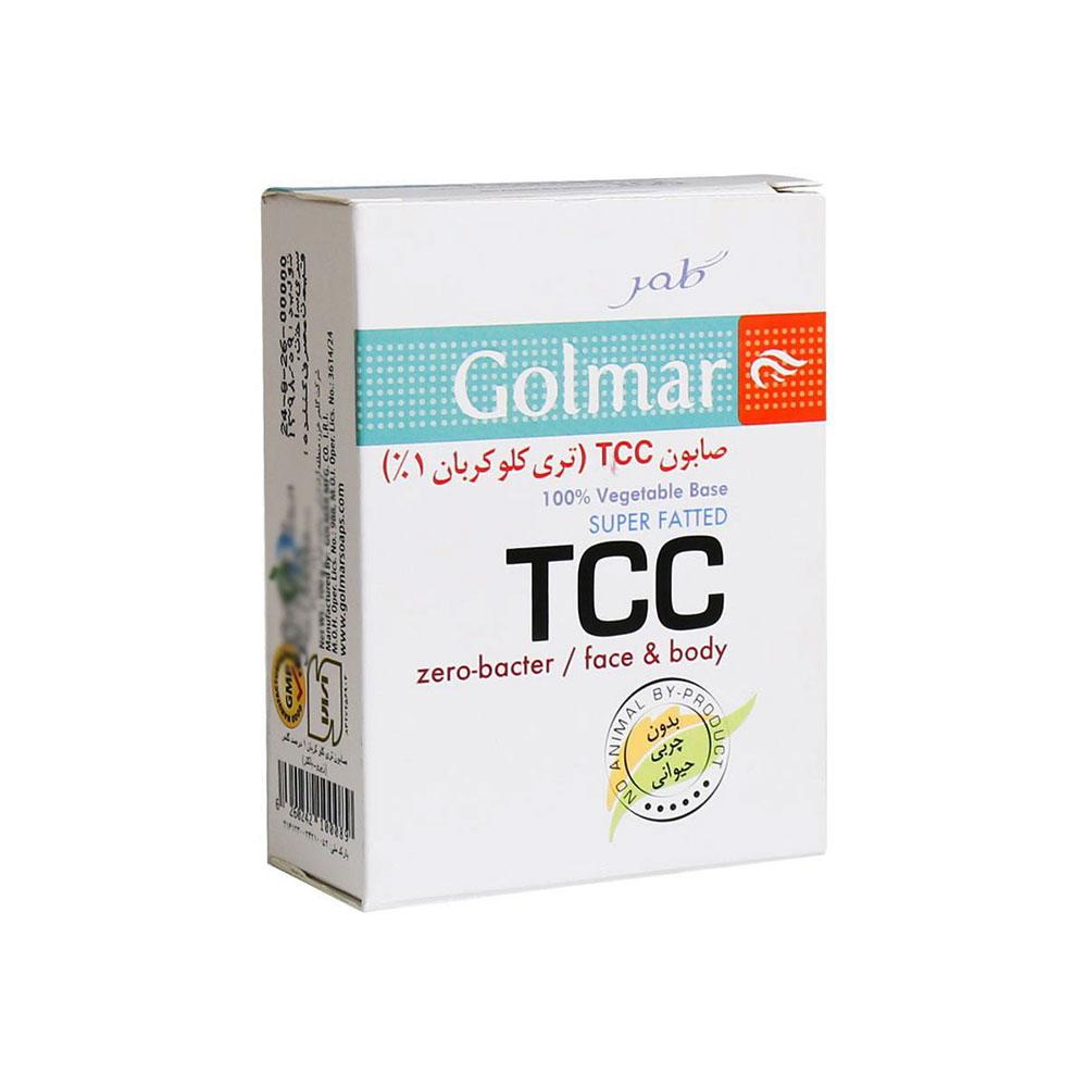 صابون تی سی سی گلمر Golmar Zero-bacter