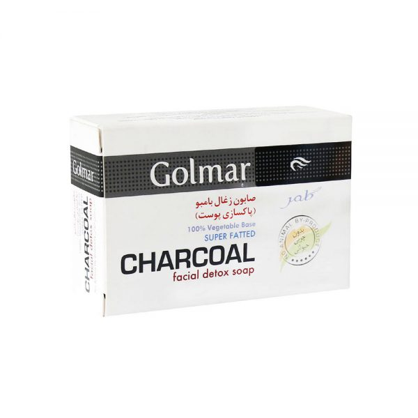 صابون زغال گلمر Golmar Charcoal