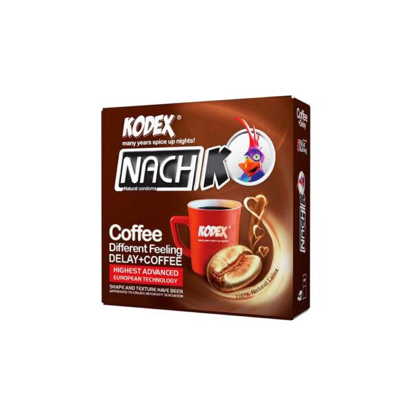 کاندوم کدکس مدل Kodex Coffee