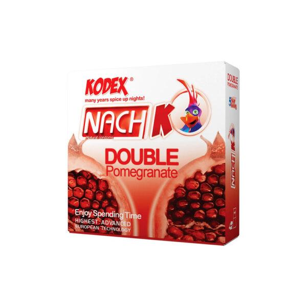 کاندوم کدکس مدل Kodex Double Pomegranate