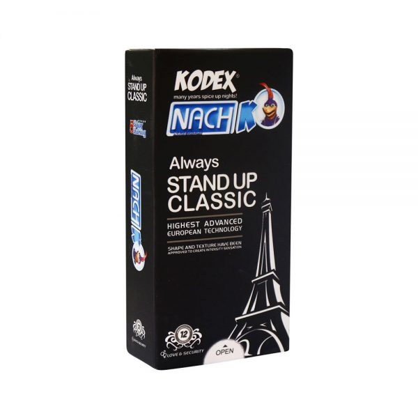 کاندوم کدکس مدلKodex Stand Up Classic