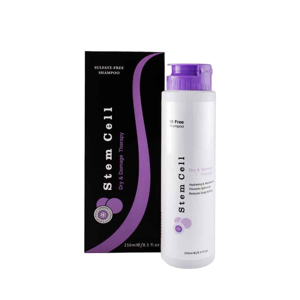 شامپو استم سل مخصوص موهای خشک و آسیب دیده Stemcell Dry & Damage Therapy