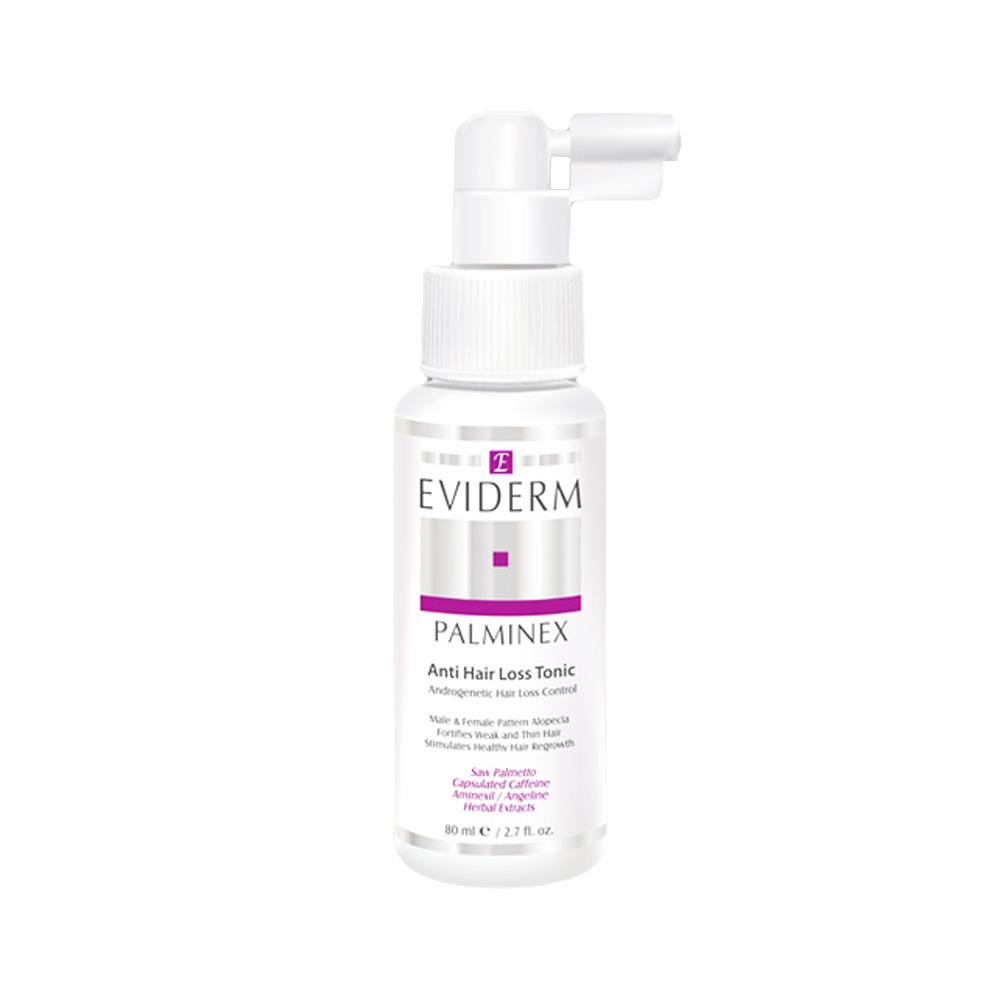 تونیک تقویت کننده موی پالمینکس Eviderm Palminex tonic