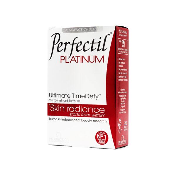 قرص پرفکتیل پلاتینیوم ویتابیوتیکس Vitabiotics Perfectil Platinum