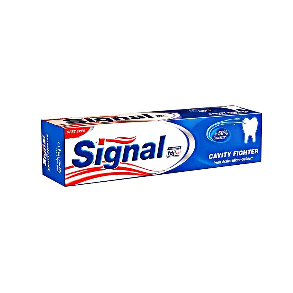 خمیر دندان ضدپوسیدگی سیگنال Signal