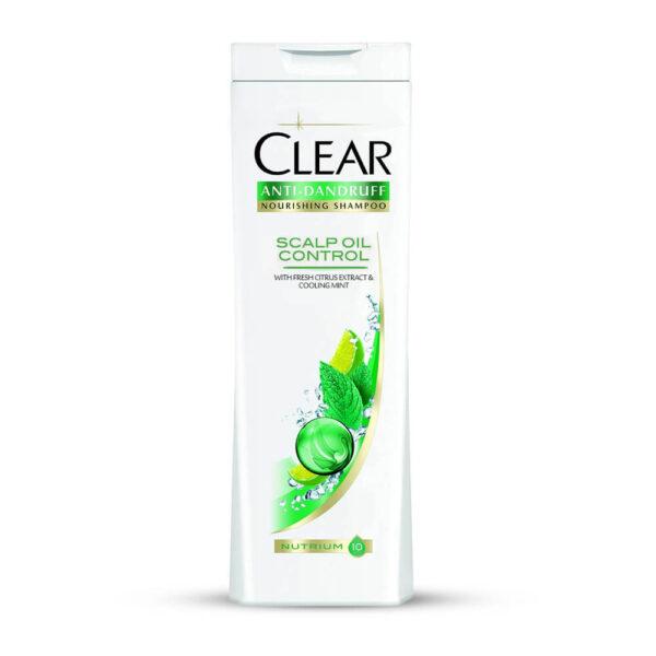 شامپو ضدشورهی کلییر، کنترل چربی پوست سر بانوان Clear Scalp Oil Control Shampoo