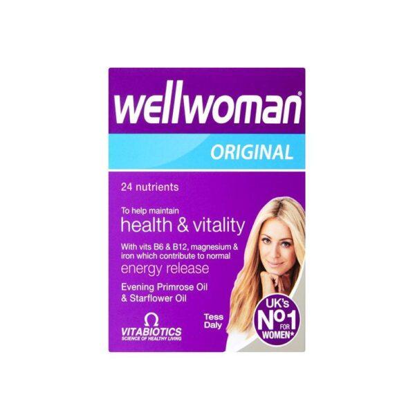 قرص ول وومن ویتابیوتیکس Wellwoman Original Formula