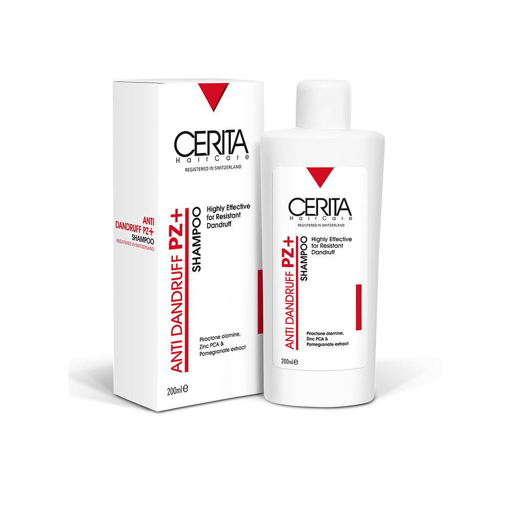شامپو درمان شوره PZ+ سریتا CERITA