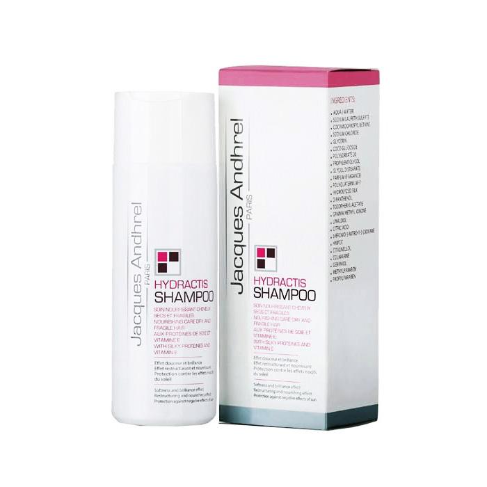 شامپو تقویت کننده موهای خشک ژاک آندرل Jacques Andhrel
