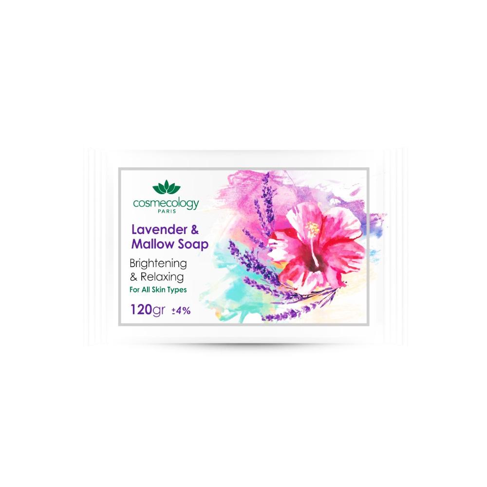 صابون لوندر و گل ختمی کاسمکولوژی COSMECOLOGY