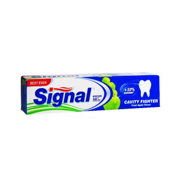خمیر دندان ضد پوسیدگی سیب سبز سیگنال Signal