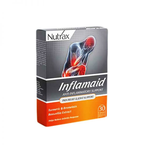کپسول نوتراکس اینفلامید NUTRAX INFLAMAID