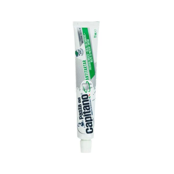 خمیر دندان ضد جرم سیگار کاپیتانو CAPITANO