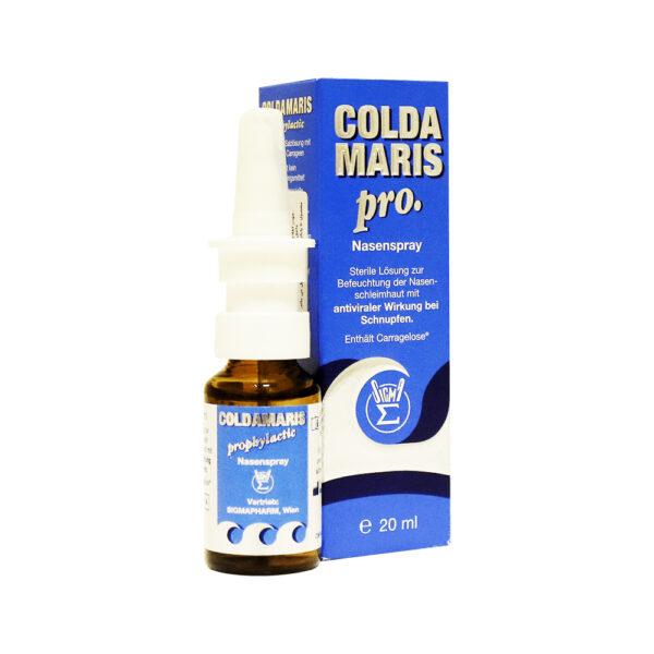 اسپری بینی پروفیلاکتیک Prophylactic کلداماریس پرو COLDAMARIS PRO