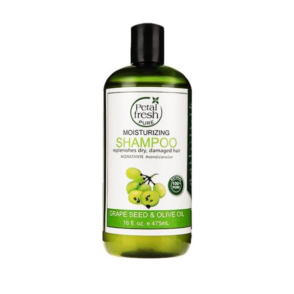 شامپو مناسب موهای خشک پتال فرش PETAL FRESH Grape Seed Olive